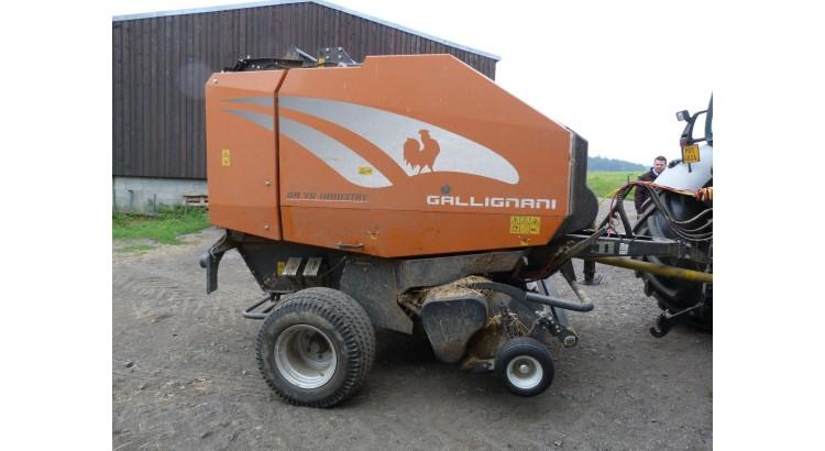 Lis na kulaté balíky GALLIGNANI GAV6 XLReSC Industry