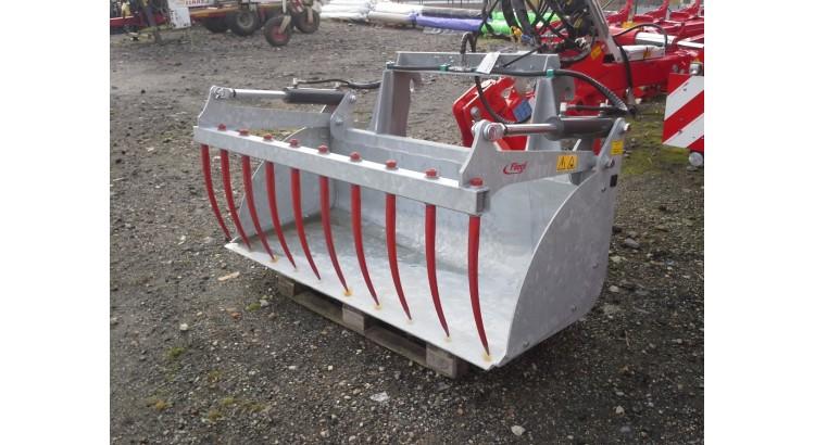 Lopata s přidržovačem SGS 180
