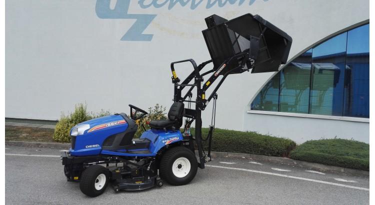 Malotraktor ISEKI 326