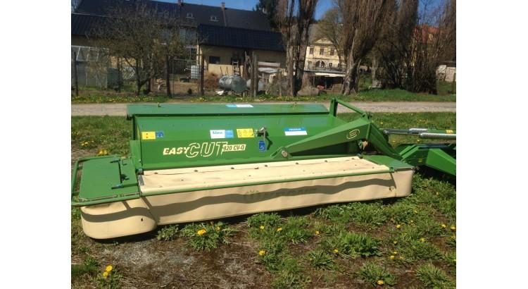 Žací stroj Krone – Easy Cut 320 CV Q