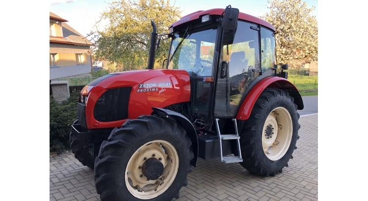 Traktor Zetor 8541 Proxima Plus