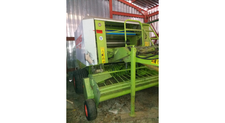 Lis Claas Rollant 250 Rotocut