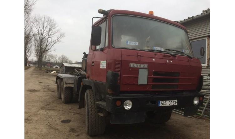 Automobil Tatra T815 - Nosič kontejnerů