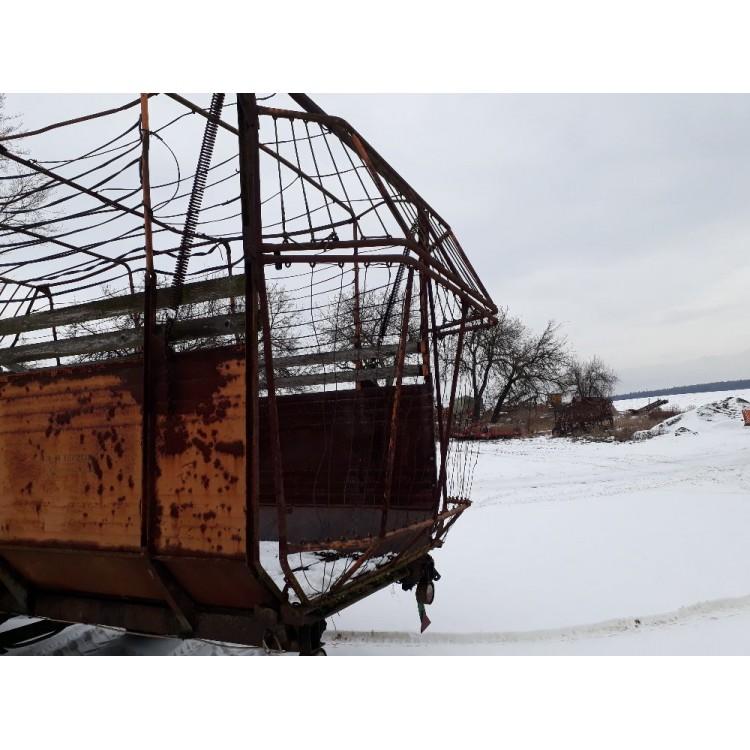 Sběrací vůz Horal MV1 - 052