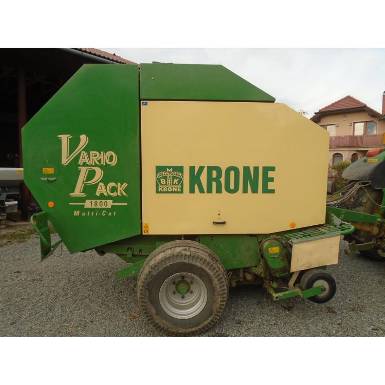 Lis Krone Vario Pack 1800