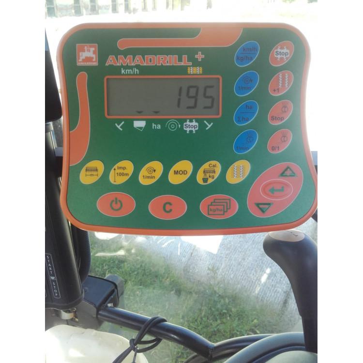 Secí kombinace AMAZONE AD-P Speciál (s elektr. pohonem) + zavlačovač