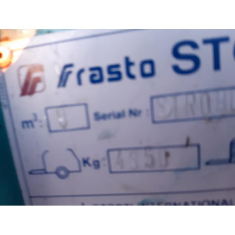 Krmný a míchací vůz Frasto Storm 9 RD