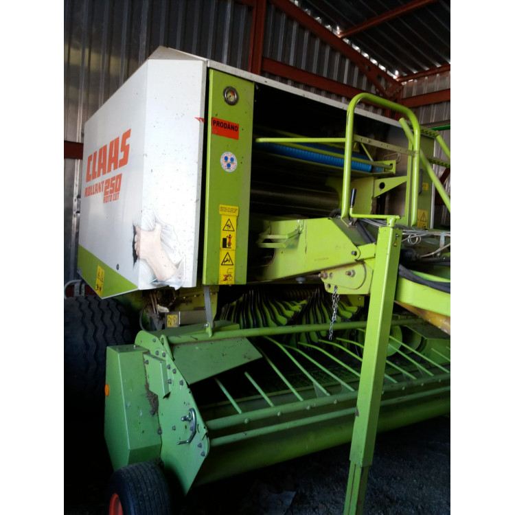 Lis Claas Rollant 250 Rotocut