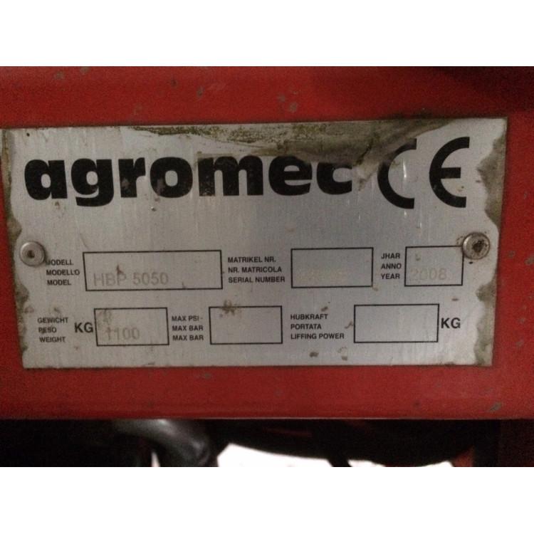 Příkopové rameno/mulčovač Agromec HBP 5050