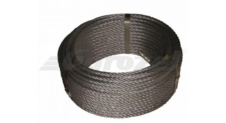 Lano ocel. 12,5mm 100m/DD Seal 114 dr.HO