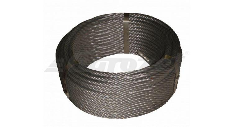 Lano ocel. 12,5mm 30m/DD Seal 114 dr.HO