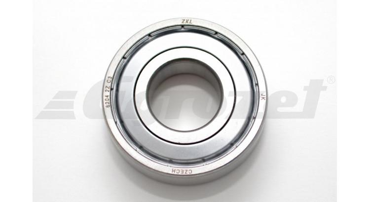 Ložisko kuličkové 6204-2Z C3 ZKL