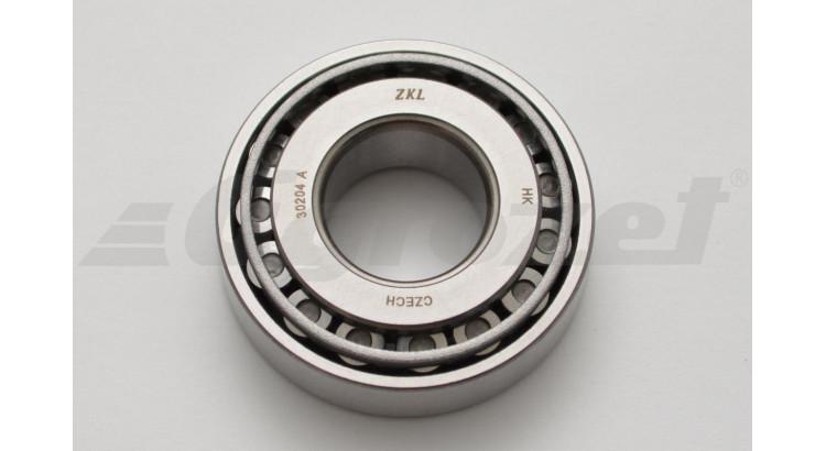 Ložisko kuželíkové 30204 A ZKL