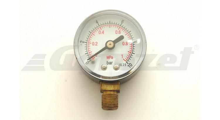 Manometr-40 - 1/8 spodní 0-10 bar