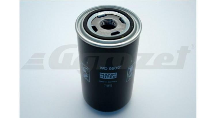 Olejový filtr MANN  WD 950/2