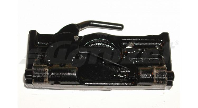 Deska závěsu W=325mm, 80x140 M20