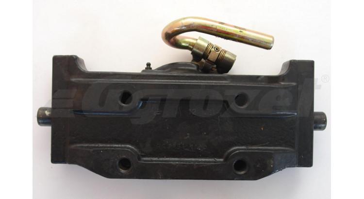 Deska závěsu Scharmüller 140x80 M20 (330/32/25) H=160mm