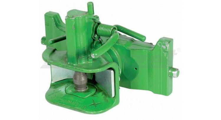 Závěs posuvný - automatický, čep 38mm, W=390/32/25