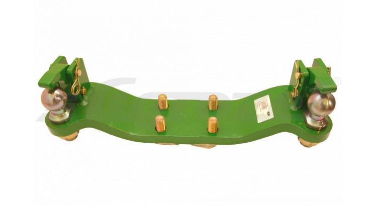 Konzola sestavy řízení zadních kol K50 kpl. L+P, L=250mm