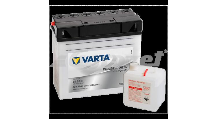 Motobaterie Varta  12V/19Ah