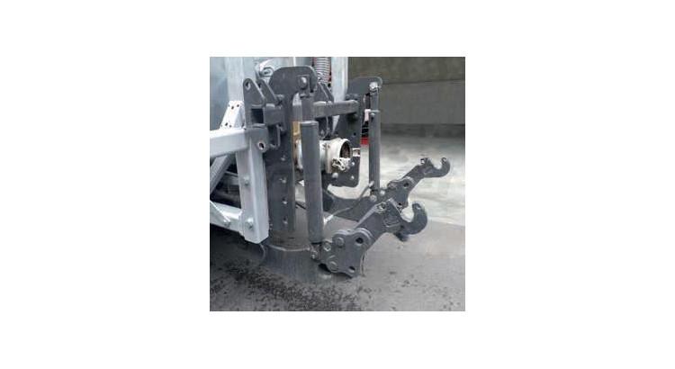 Fliegl čelní a zadní hydraulika Universal