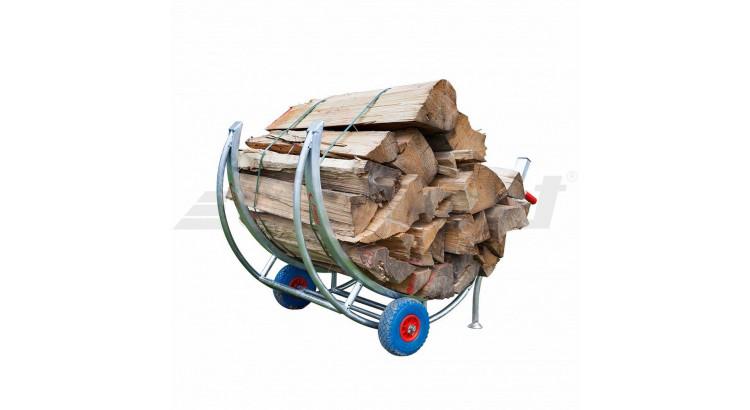 Fliegl vozík na svazky dřeva