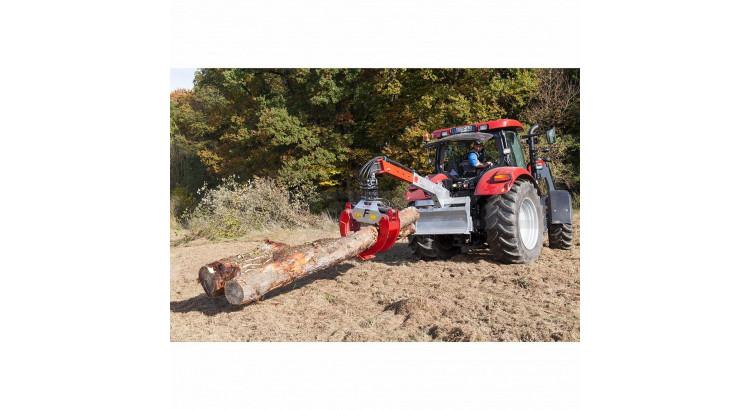 Fliegl kleště na dřevo LongNeck Combi Plus