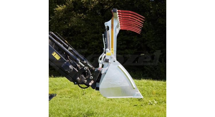 Fliegl adaptér silážního drapáku