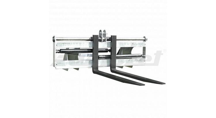 Fliegl paletizační vidle s hydraulickým posuvem