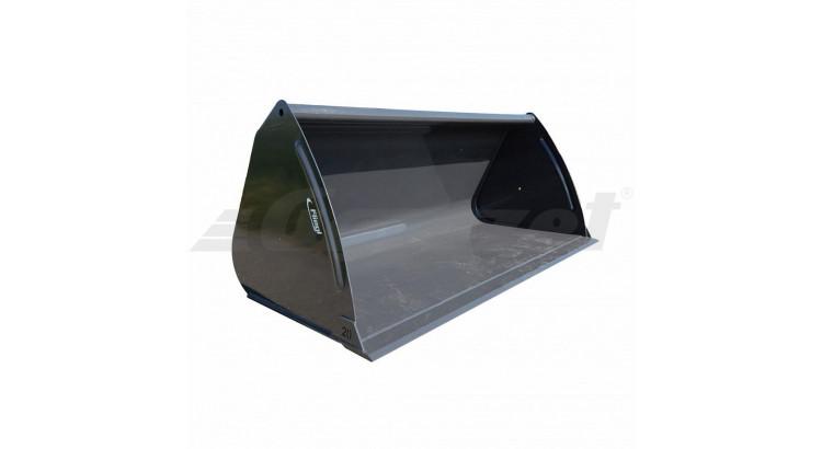 Fliegl velkoobjemová lopata Standard - lakovaná