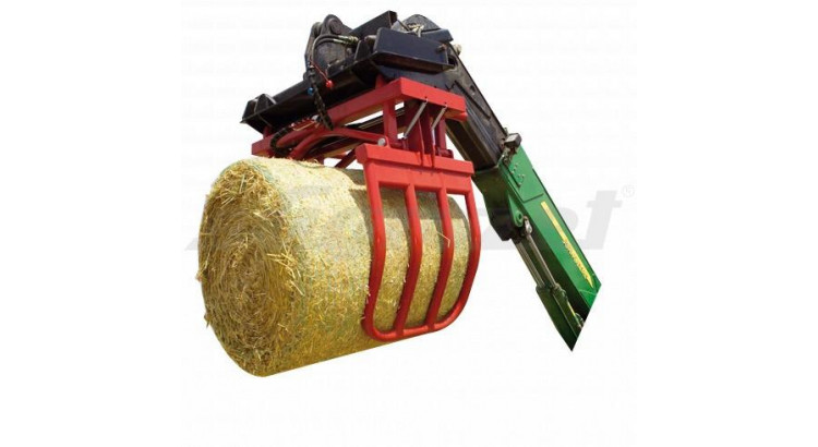 Fliegl kleště na balíky na zemědělské, kolové nebo teleskopické nakladače