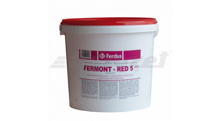 FERMONT RED 5