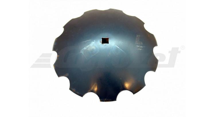 Disk zubatý 560 31x31, 6 mm