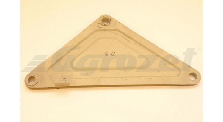 Rameno zavírání L/trojúhelník