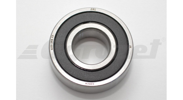 Ložisko kuličkové 6203-2RS C3 ZKL