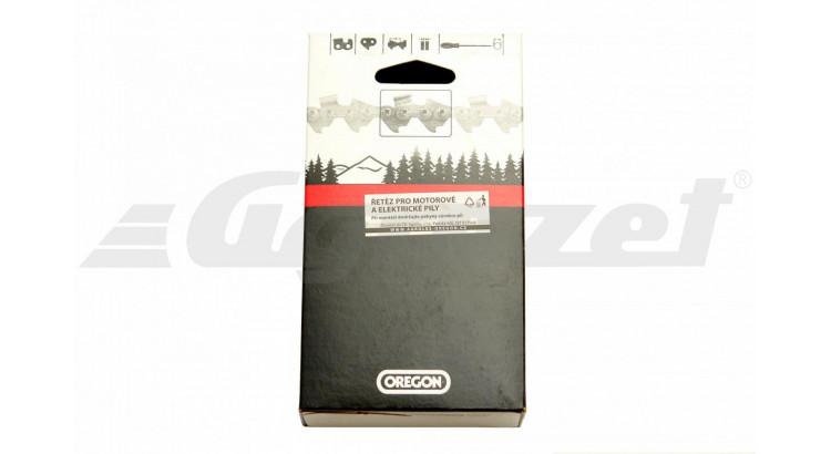 """Oregon 72LPX066E Pilový řetěz 3/8"""" 1,3mm - 66 článků (hranatý zub)"""