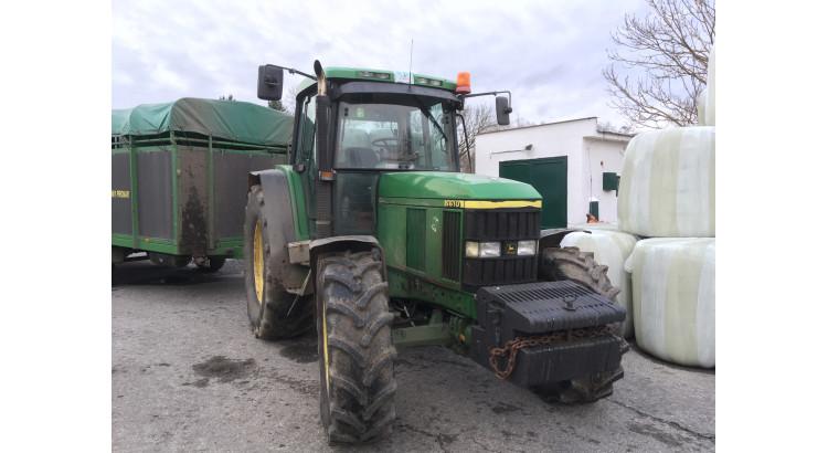 Traktor John Deere 6610