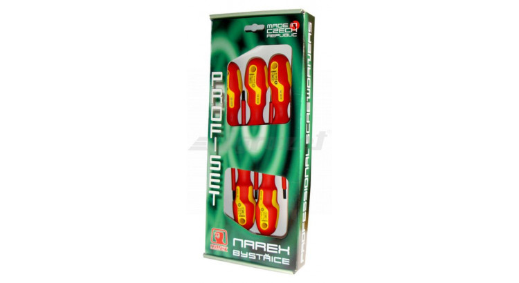Narex 855750 Sada šroubováků 5dílná PL/PH S-LINE 1000V