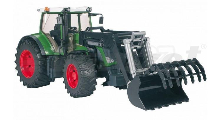 Traktor Fendt 936 Vario s nakladačem Bruder 03041