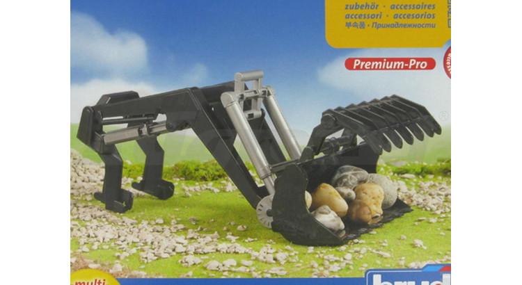 Bruder 3333 (3300) Čelní nakladač pro traktory