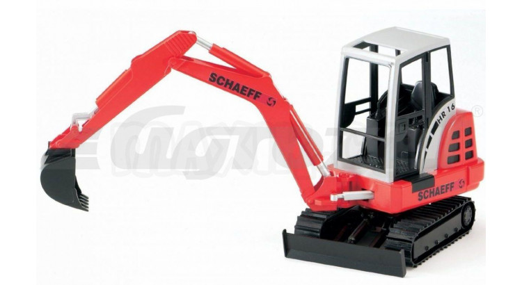 Schaeff HR 16 mini nakladač Bruder 02432