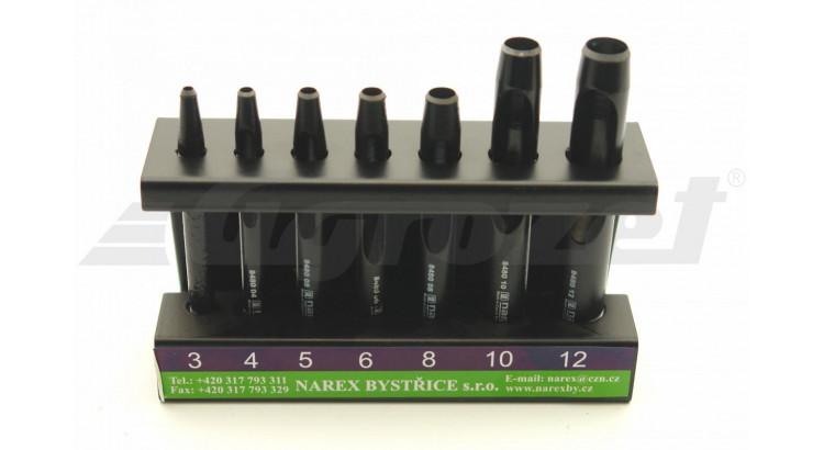 Narex 854800 Sada výsečníků 7dílná