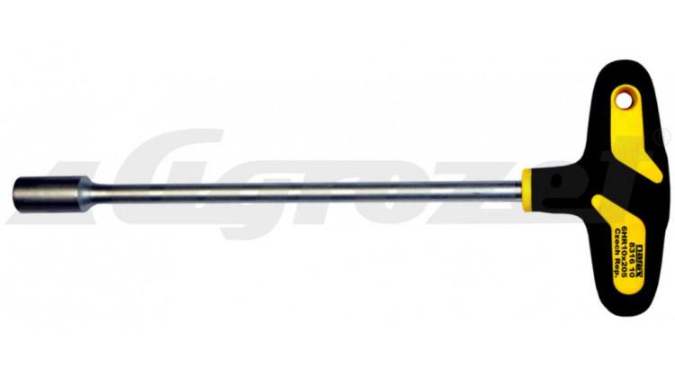 "Narex 831608 Šroubovák SWM 8mm L205mm maticový ""T"""