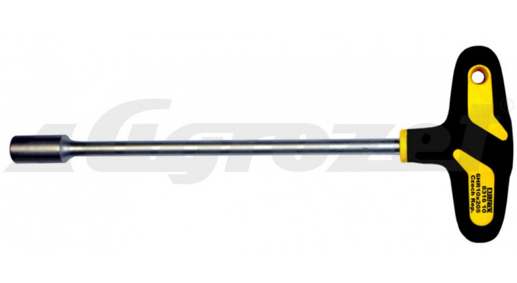 "Narex 831609 Šroubovák SWM 9mm L205mm maticový ""T"""