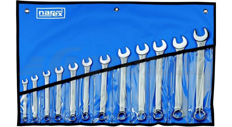 Narex 443000720 Sada klíčů 12dílná palcových očkoplochých