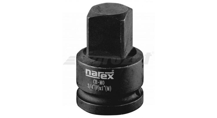 """Narex 443000452 Redukce průmyslová 3/4""""-1"""" CrMo"""