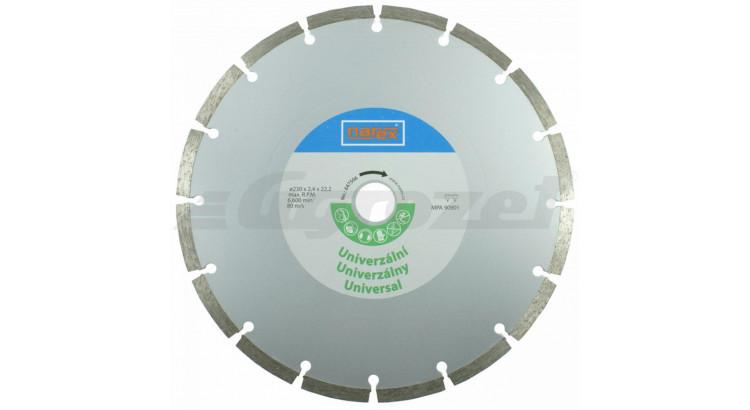 Narex 00647506 Diamantový řezný kotouč - universal sintrovaný Dia 230