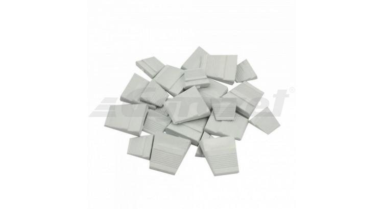 Narex 875551 Klínek plastový 13x13x4,5mm 20ks