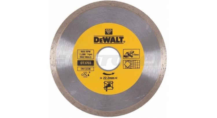 DeWALT DT3703 Kotouč diamantový 115mm (7879890)