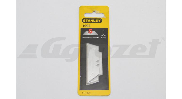 Stanley 0-11-921 Čepel ulamovací 1992 5 ks